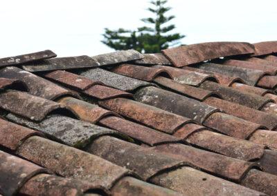 Ridicarea acoperişului unei case